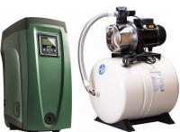 Automatinės vandens tiekimo sistemos