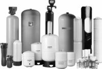 Vandens gerinimo įranga